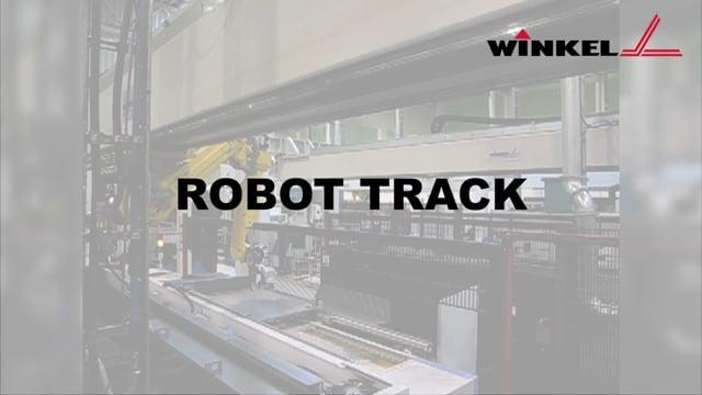 Robot-Track-RLE