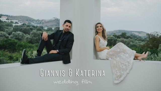 Giannis & Katerina | wedding film