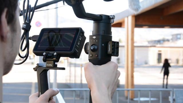 Locados - tournage d'un court métrage