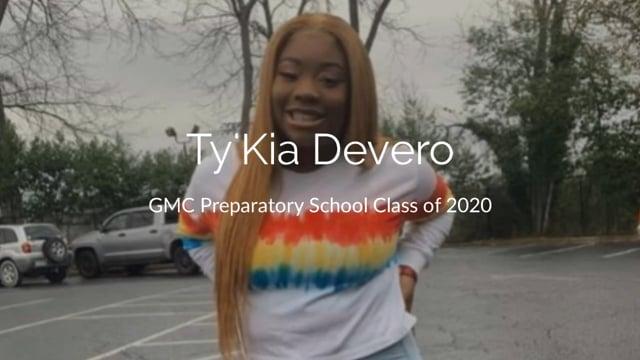 Ty'Kia Devero
