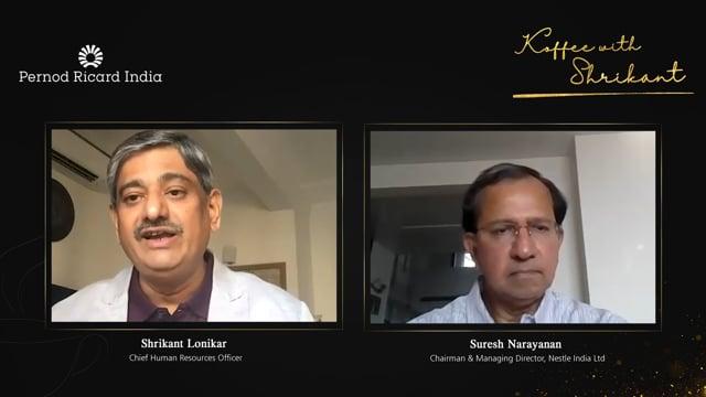 KWS S2   In conversation with Suresh Narayanan