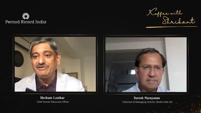 KWS S2   In conversation with Mr. Suresh Narayanan, Part II