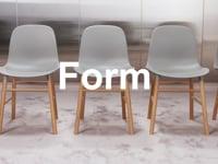 Form Swivel Chair - Normann Copenhagen Seating