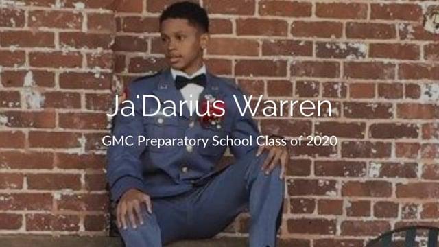 Ja'Darius Warren