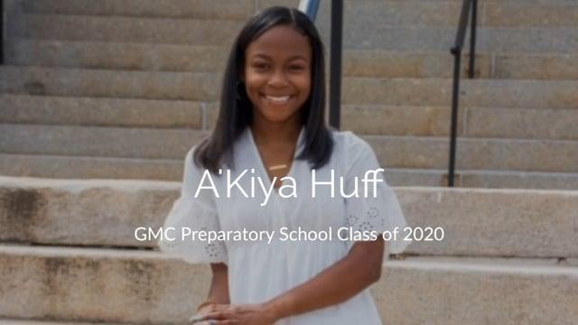 A'Kiya Huff