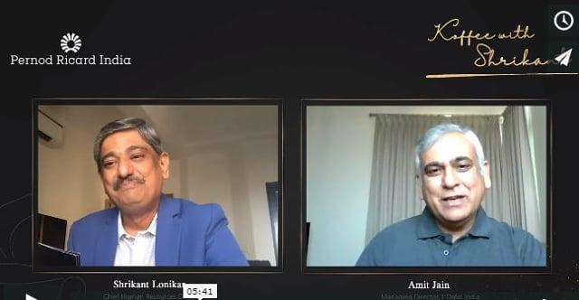 KWS S2   In conversation with Mr. Amit Jain
