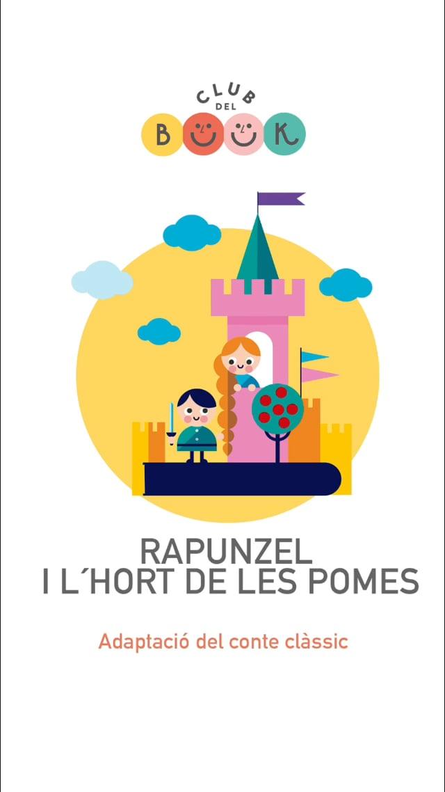 Rapunzel (segona part)