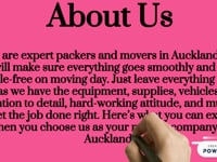 packers and movers auckland