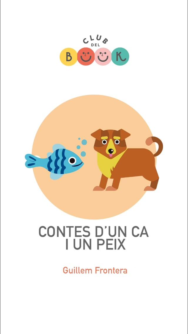 El conte d'un ca i un peix