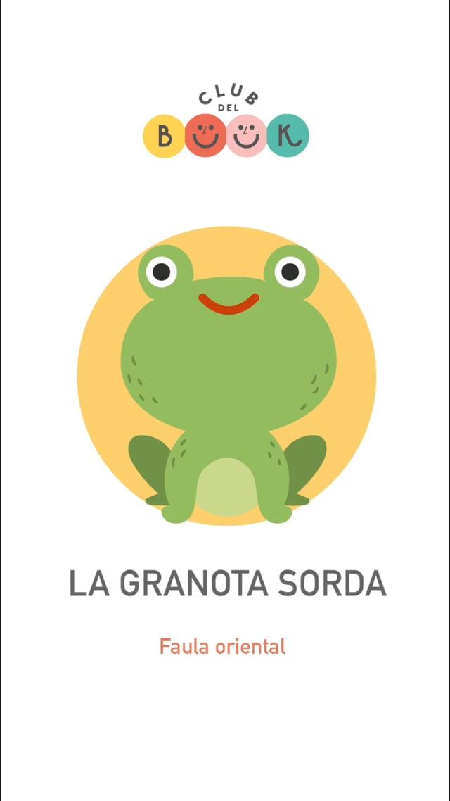 La granota sorda