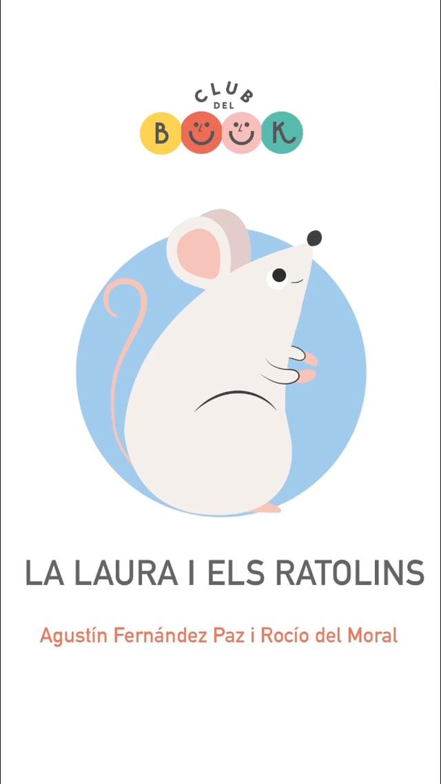 La Laura i els ratolins