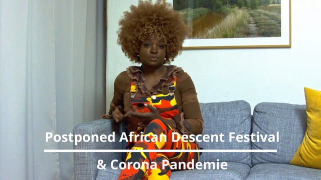 Vlog3: Yvonne Apiyo Brändle-Amolo