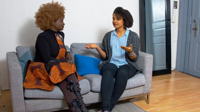 Vlog2: Yvonne Apiyo Brändle-Amolo and Sarah Atinuke Akanji