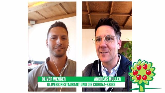 Corona und Olivers Restaurant