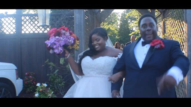 The Holloway Wedding