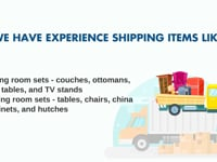 Furniture Shipping Service