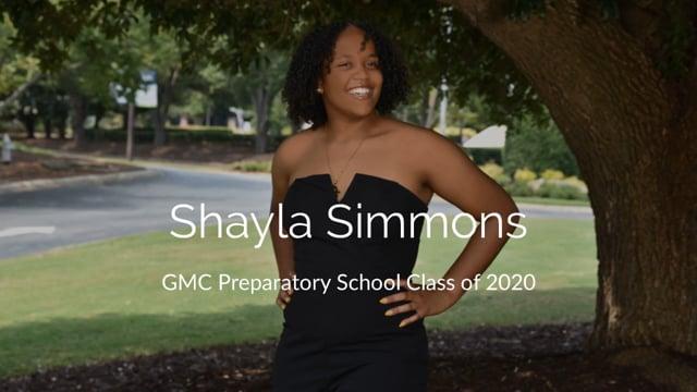 Shayla Simmons