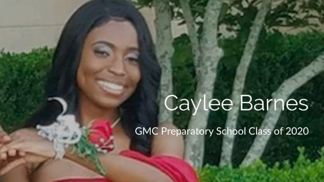 Caylee Barnes