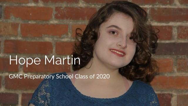 Hope Martin