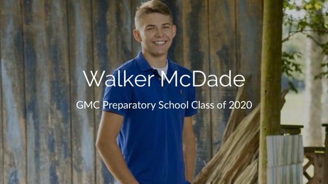 Walker McDade
