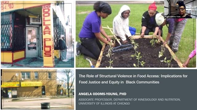 Food Insecurity & Communal Care - Trauma Symposium (5-21-20)