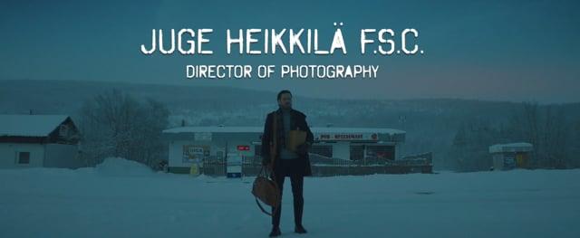 Juge Heikkilä F.S.C. Showreel Montage