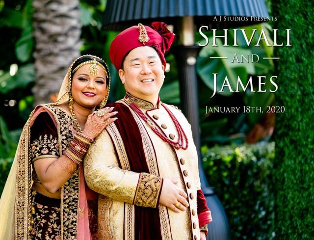Shivali & James