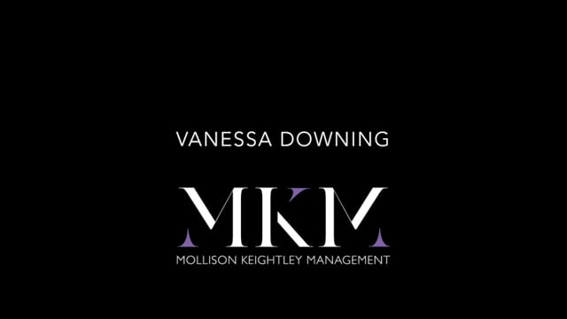 Showreel for Vanessa Downing