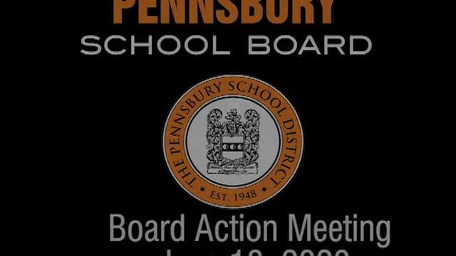 Pennsbury School Board Meeting for June 18, 2020