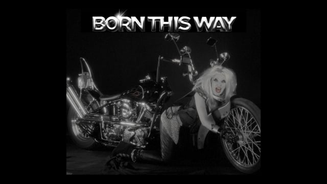 LadyGaga_BornThisWay: VEVO COVER STORIES