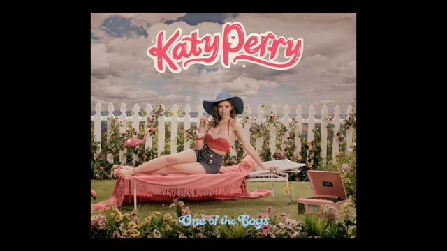 KatyPerry_OneOfTheBoys:  VEVO COVER STORIES