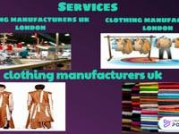 Verified British Clothing Manufacturers