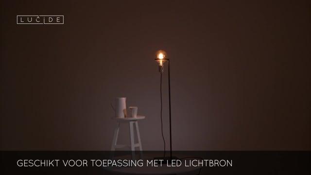 Lucide - OTTELIEN - Vloerlamp - 30771/10