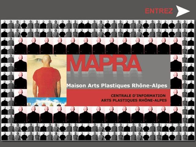 MAPRA : SEPTEMBRE DE LA PHOTOGRAPHIE