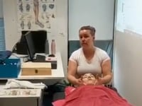 Aromatherapy Demonstration at Max Therapy Institute!