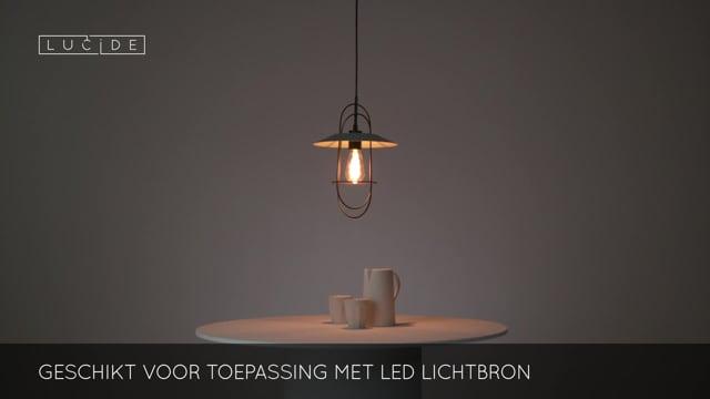 Lucide - MASSON - Hanglamp - 74309/01