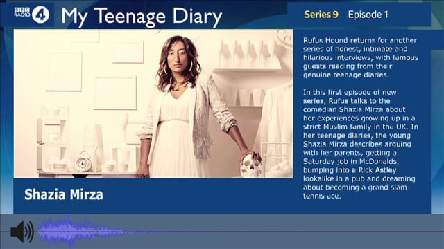 My Teenage Diary, BBC Radio 4
