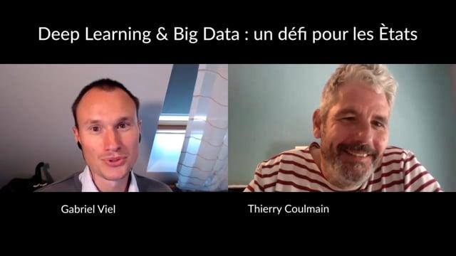 Deep Learning & Big Data : un défi pour les États !