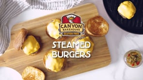 Steamed Burgers