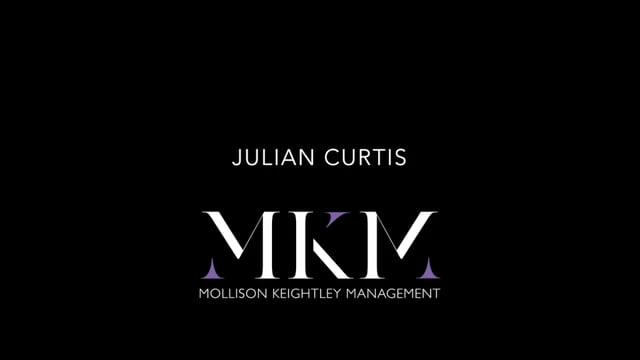 Showreel for Julian Curtis