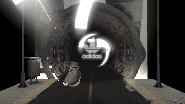 Sneakerhub Adidas - Night Jogger