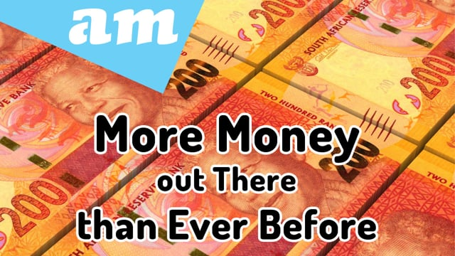#MotivationalVideo There is More Money Out There Than Ever Before