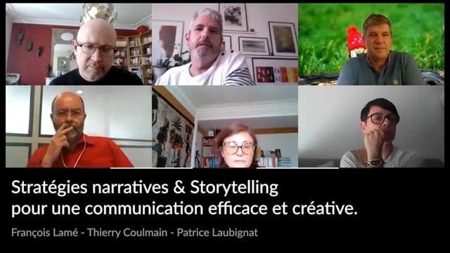 Strategies narratives 1 storytelling pour une communication efficace et créative