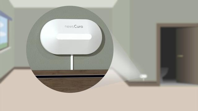 video Nevis Sturzerkennung