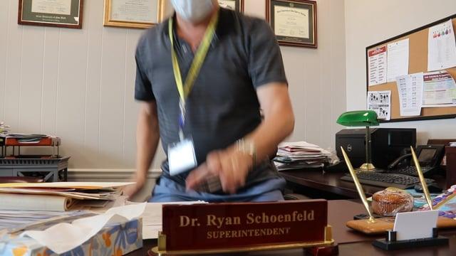 Opening Plan Update from Superintendent, Dr. Ryan Schoenfeld - July 31, 2020