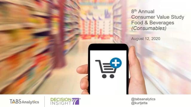TABS 8th Annual Food & Beverage Webinar (8/12/20)