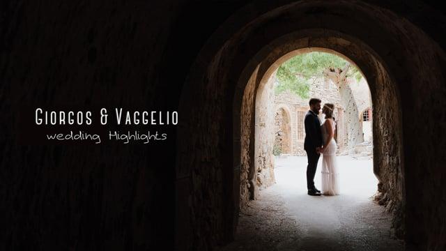 Giorgos & Vaggelio | Wedding Highlights