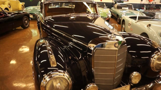 video 1956 Mercedes-Benz 300Sc Coupe