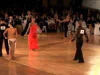 Sergey and Michelle Competition Video - Samba
