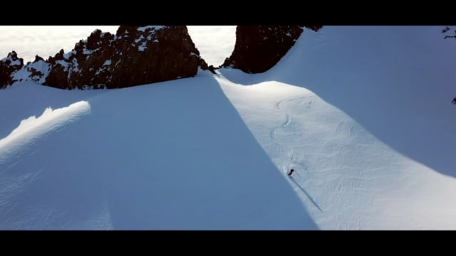 Skiing in the Middle of the Andes